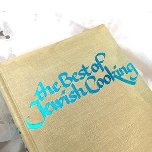 The Best of Jewish Cooking Vintage